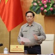 Kết luận của Thủ tướng Chính phủ Phạm Minh Chính, tại cuộc họp trực tuyến với các tỉnh Sóc Trăng, Cà Mau và Phú Thọ về công tác phòng, chống dịch COVID-19