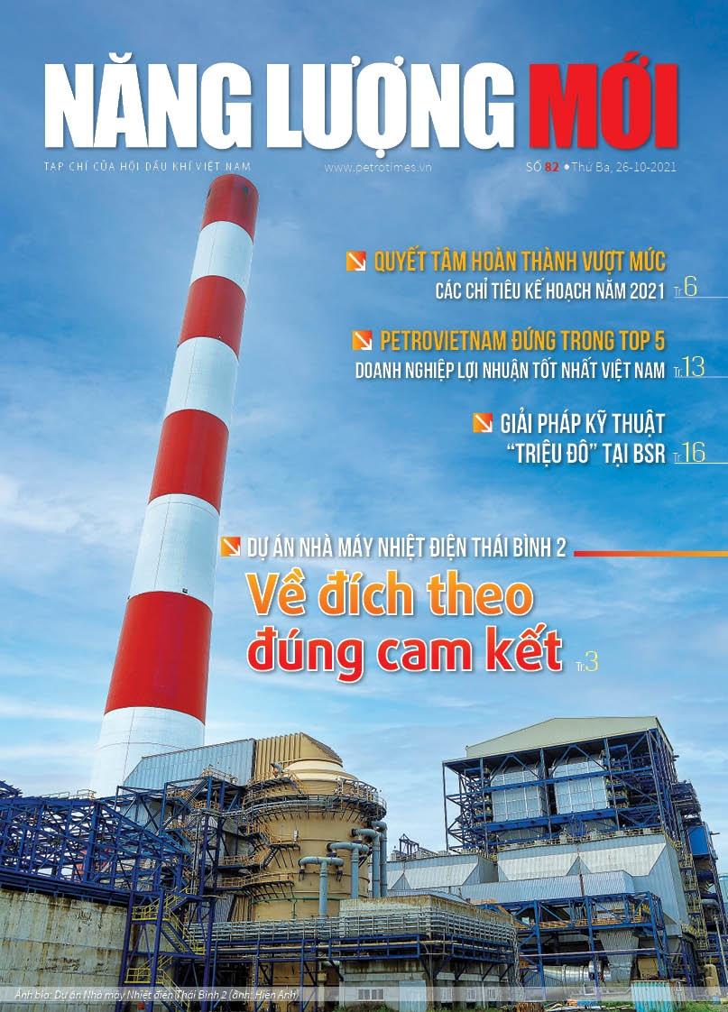 Đón đọc Tạp chí Năng lượng Mới số 82, phát hành thứ Ba ngày 26/10/2021