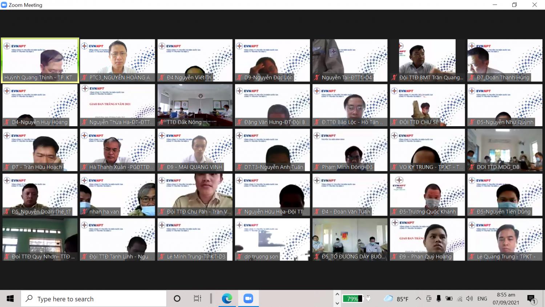 PTC3: Áp dụng Google biểu mẫu và E-Learning để nâng cao chất lượng đào tạo trực tuyến