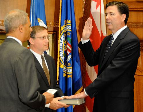 Jim Comey - tân Giám đốc FBI