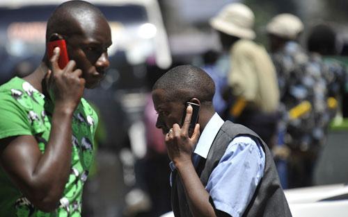 Điện thoại di động và kinh tế các nước nghèo