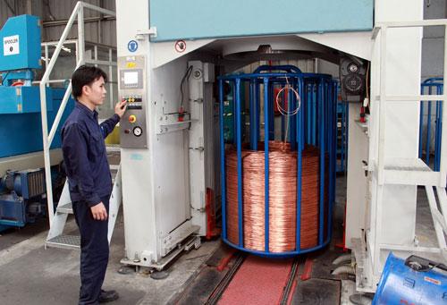 Lưới điện ổn định góp phần thu hút đầu tư nước ngoài