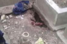 'Độn thổ' xuống mộ người chết để trộm răng vàng