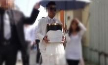 Chàng trai làm lễ cưới với tro cốt bạn gái
