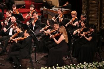 Bất ngờ sắc màu Tây Bắc trong đêm hòa nhạc của Sun Symphony Orchestra