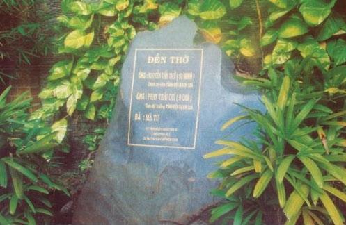 Đi tìm sự thật về Nhà thờ của gia đình Thủ tướng Nguyễn Tấn Dũng ở Kiên Giang