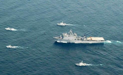 Cạnh tranh chiến lược ở Biển Đông
