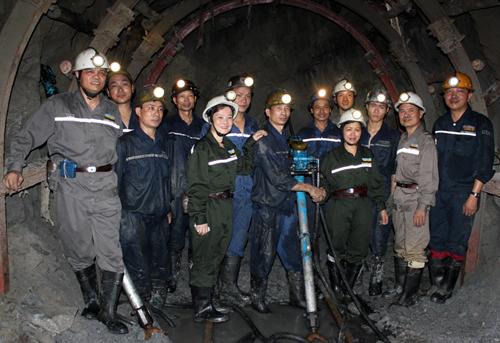 Ngành than: Nhiều nỗ lực trong năm 2013