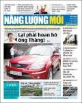 Đón đọc Báo Năng lượng Mới số 380, phát hành thứ Sáu ngày 5/12/2014