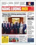 Đón đọc Báo Năng lượng Mới số 383, phát hành thứ Ba ngày 16/12/2014
