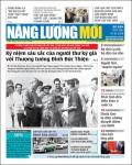 Đón đọc Báo Năng lượng Mới số 384, phát hành thứ Sáu ngày 19/12/2004