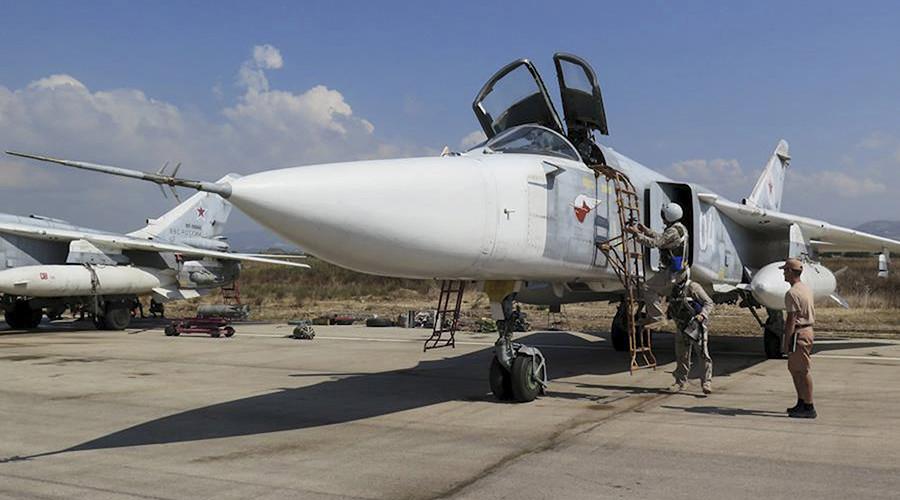 Mỹ 'sốc' về sức mạnh quân sự Nga tại Syria
