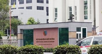 Khởi tố Phó giám đốc trung tâm địa chất: Bộ TN-MT yêu cầu báo cáo khẩn