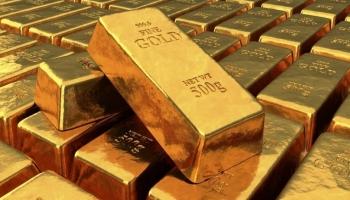Giá vàng ổn định gần mức cao nhất, chỉ số đồng USD chững lại