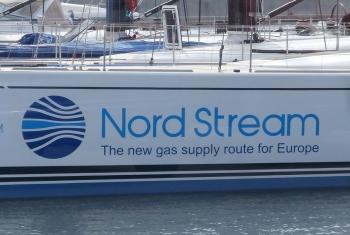 Giám sát hoạt động xây dựng Nord Stream 2