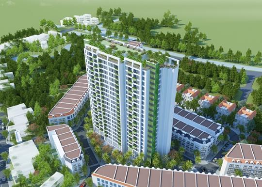 Chung cư Trust City: Làn sóng mới trên thị trường bất động sản