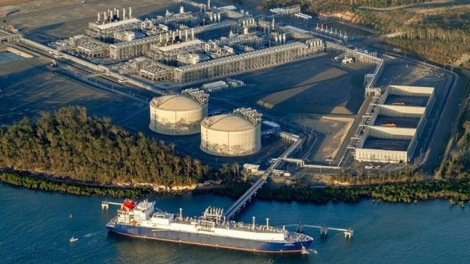 Ngành công nghiệp LNG cắt giảm phát thải