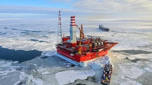Cuộc chiến dầu mỏ ở Bắc Cực