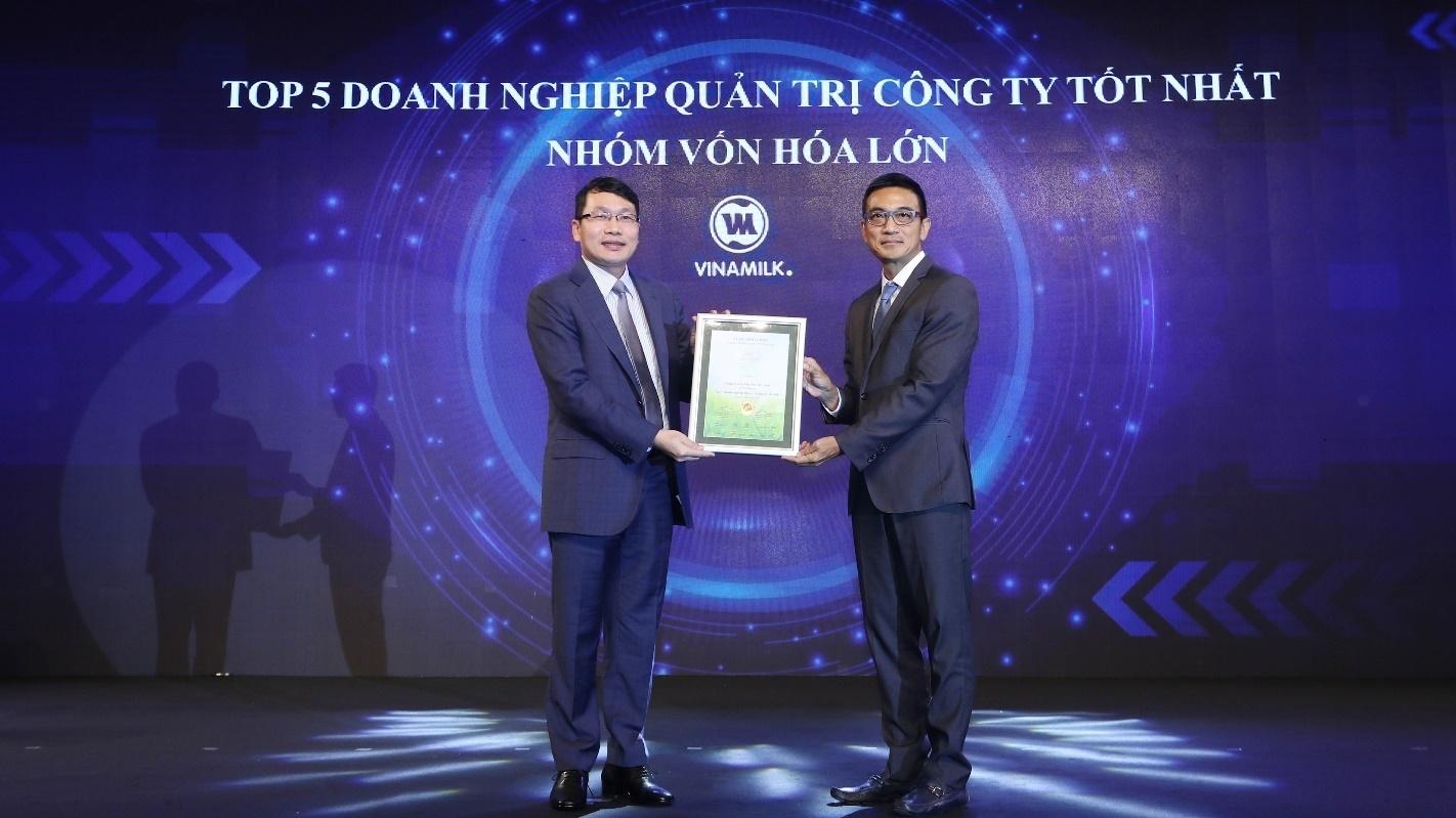 """Quản trị doanh nghiệp tại Vinamilk và hành trình trở thành """"Tài sản đầu tư có giá trị của ASEAN"""""""