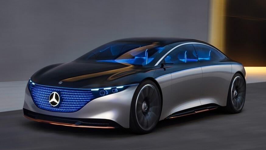 Mercedes đặt cược lớn vào tương lai xe điện