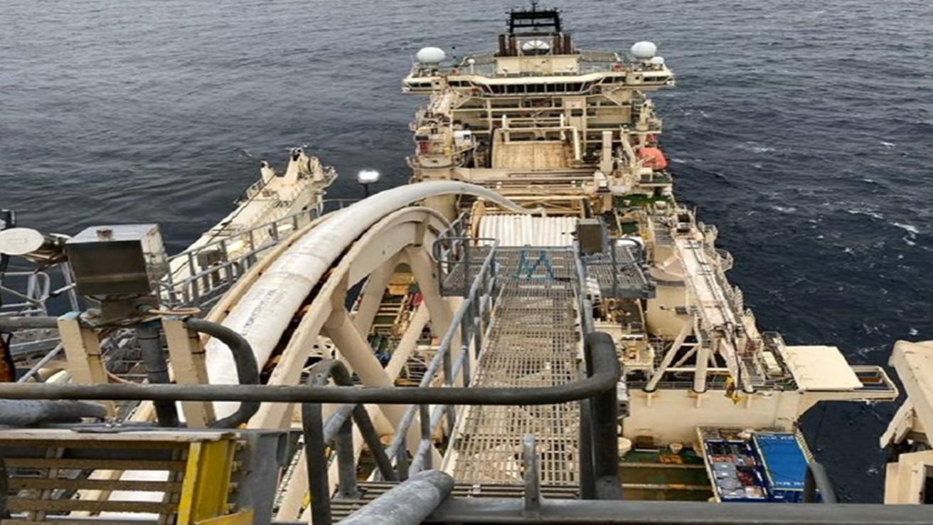 Neptune Energy lắp đặt đường ống sản xuất ETH dài nhất thế giới