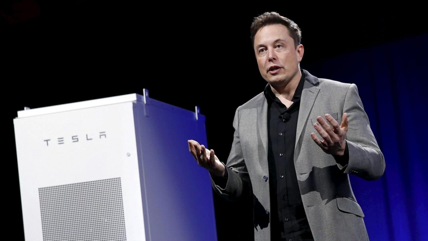 Tesla muốn trở thành nhà cung cấp điện cho Texas