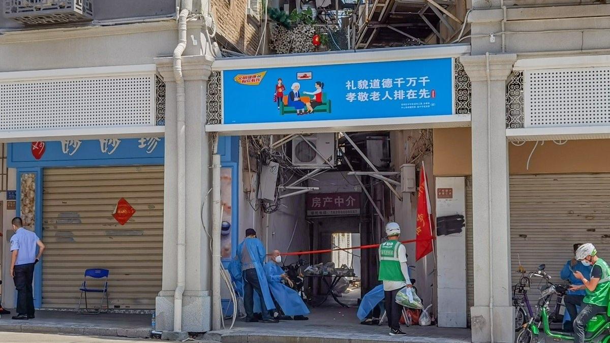 Trung Quốc: Nâng mức cảnh báo với biến thể Delta