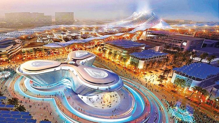 Điều kiện tham dự Expo 2020