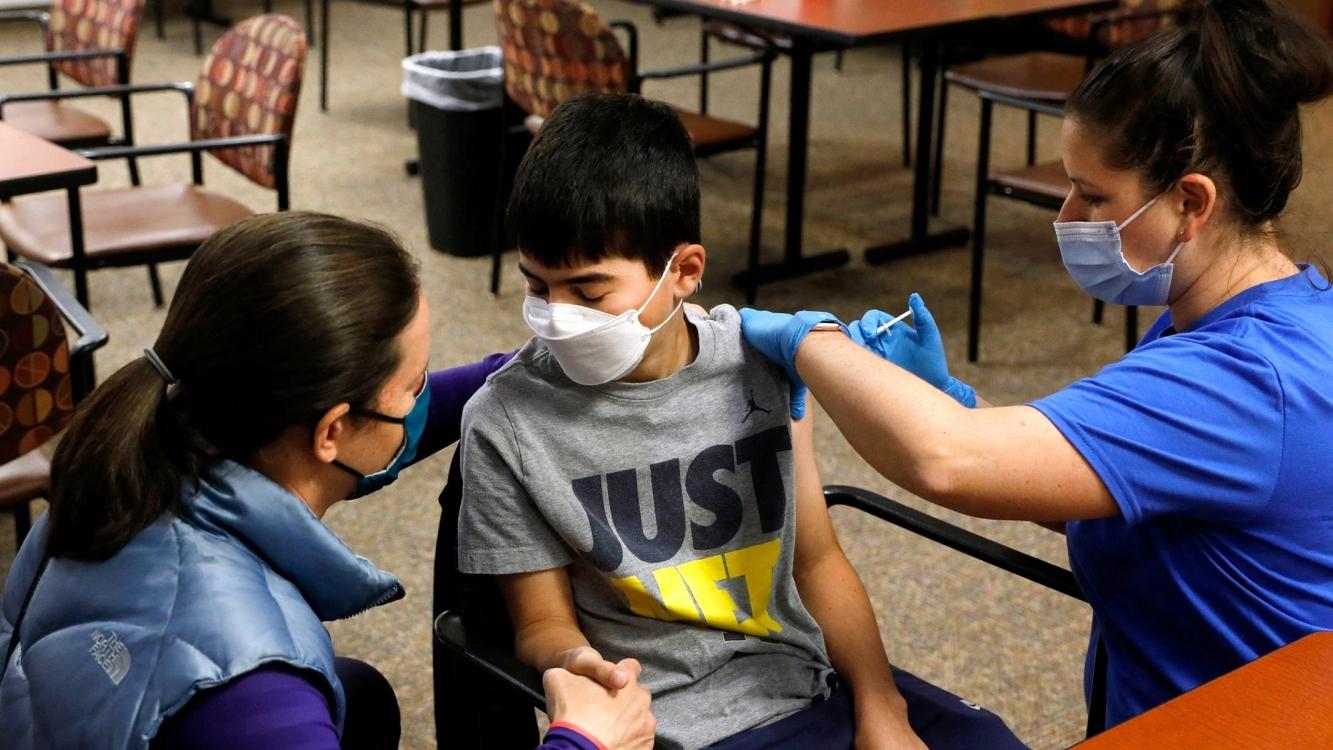 Nghiên cứu mới nhất về hiệu quả của Pfizer với trẻ 5 đến 11 tuổi