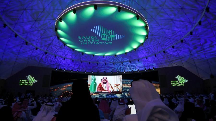 Ả Rập Xê-út đặt mục tiêu không phát thải ròng vào năm 2060