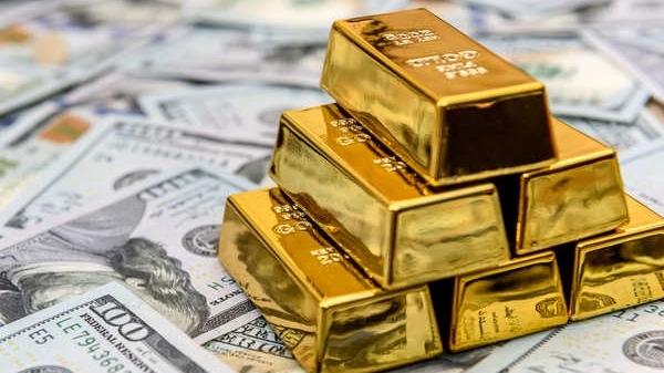 Giá vàng ổn định khi lợi suất trái phiếu Mỹ và đồng USD giảm