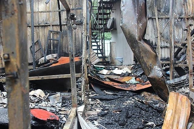 Khởi tố vụ án cháy nhà trọ khiến 2 người chết gần Bệnh viện Nhi Trung ương