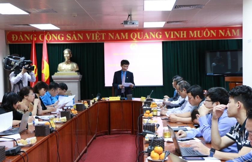 chi 1521 ti dong cham lo cho 33 trieu doan vien nguoi lao dong