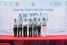 Khởi động chương trình 'An toàn nguồn nước Việt'