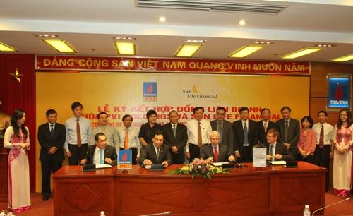 Bộ Tài chính cấp giấy phép cho PVI Sun Life với vốn điều lệ 1.000 tỷ đồng