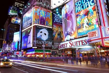 Broadway – Đại lộ của những giấc mơ