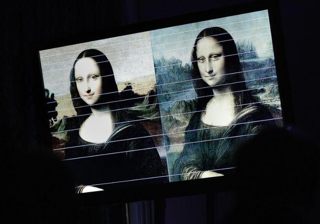 """Có một """"nàng"""" Mona Lisa… trẻ hơn?"""