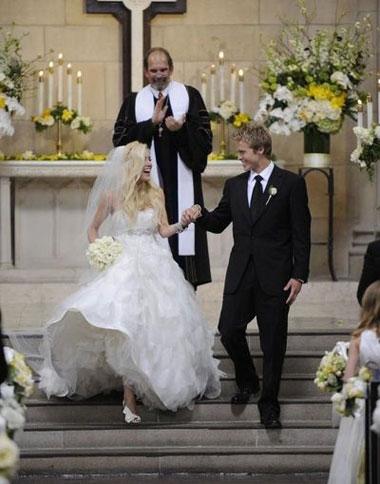 Những hôn lễ văn minh