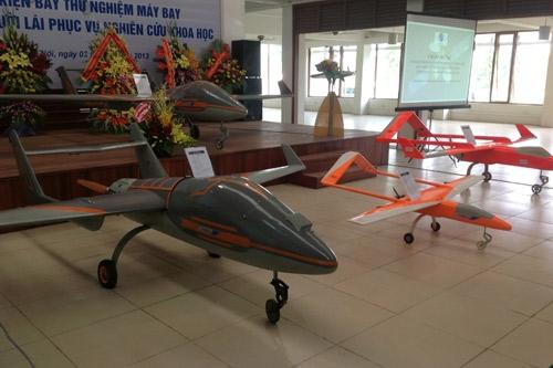 Việt Nam thử nghiệm thành công máy bay không người lái