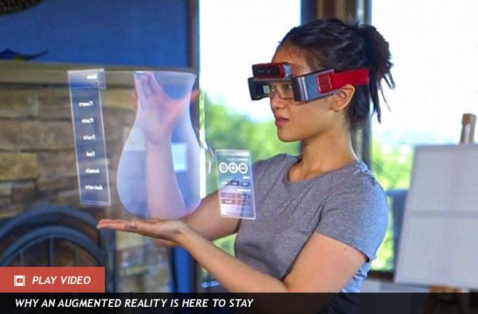 Cư dân mạng phát sốt với chiếc kính SpaceGlasses