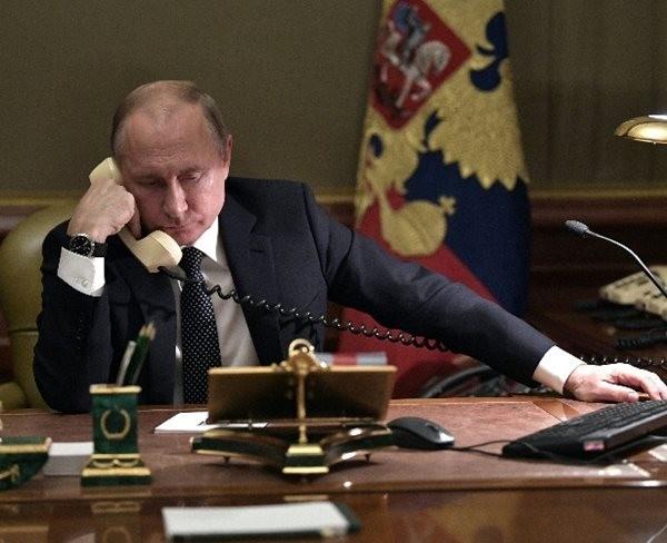 Có gì trong cuộc điện đàm đầu tiên giữa hai lãnh đạo Nga-Mỹ sau khi ông Biden nhậm chức?