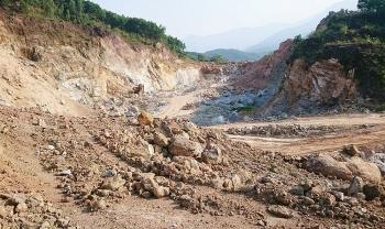 Thừa Thiên – Huế: Mỏ đá Tam Lộc bị xử phạt hơn 700 triệu đồng