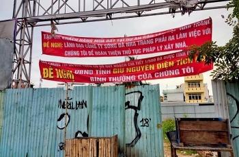 Sai phạm tại dự án khu dân cư cồn Tân Lập, 2 doanh nghiệp xin được khắc phục hậu quả