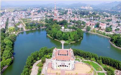 Công nhận TP Tuyên Quang là đô thị loại II