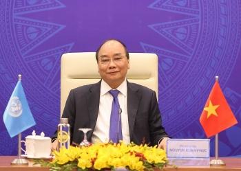 Phát biểu của Thủ tướng Chính phủ Nguyễn Xuân Phúc tại Phiên thảo luận mở Cấp cao trực tuyến của HĐBA LHQ