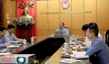 Bắc Giang: Đẩy nhanh tiến độ lập quy hoạch khu đô thị sinh thái, nghỉ dưỡng, thể thao giải trí Khuôn Thần