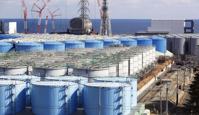 Ảnh hưởng của động đất mạnh ở vùng đông bắc Nhật Bản gây lo ngại về lượng nước thải ra đại dương