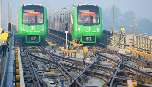 Đường sắt đô thị Cát Linh- Hà Đông sắp chạy thương mại?