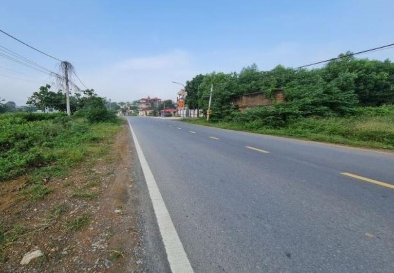 Hà Nội: Phê duyệt chỉ giới đường đỏ tuyến đường từ Đại lộ Thăng Long đi Yên Sơn (Quốc Oai)