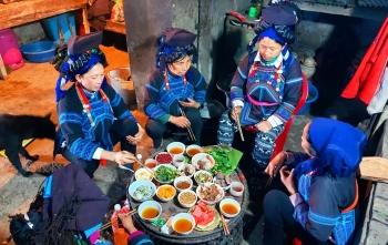 Độc đáo Tết tháng 2 của người Hà Nhì ở Trịnh Tường